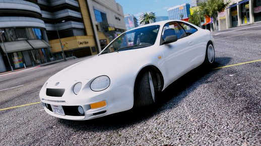 Toyota Celica GT-Four ST205 1994 [Add-On / Replace | Tuning | Template | OIV | LHD]