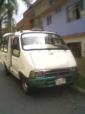 Toyota Hilux Colectivo Colombiano