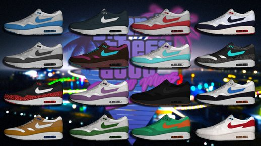 Nike Air Max 1 for CJ