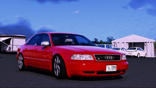 1998 Audi S8 (D2/US/6SPD) [Add-On / Replace / Tuning / Extras]