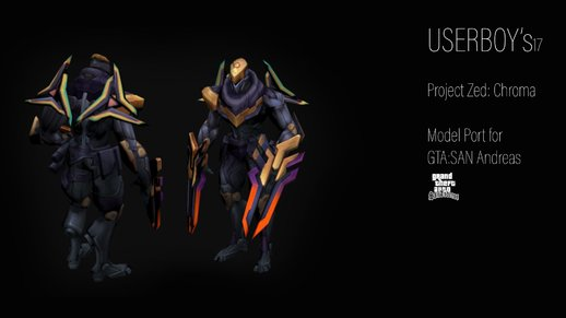 Project Zed : Chroma