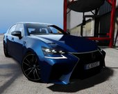 2019 Lexus GS F [Add-On]