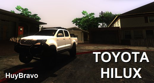 Toyota Hilux New Sound