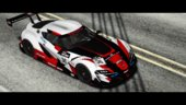 2014 Toyota FT-1 Vision Gran Turismo GR3/GT3