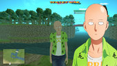 One Punch Man Skin Pack (Nº2)
