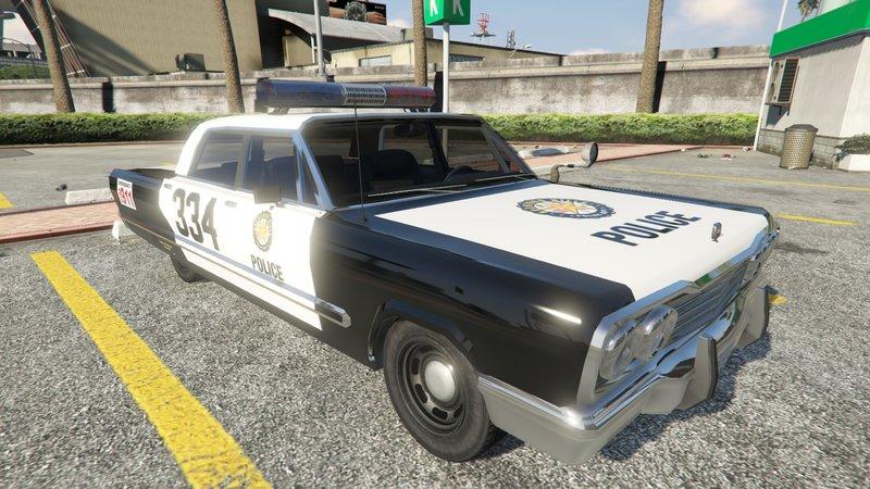 GTA 5 Declasse savanna V 1 1 (Addon) for GTA 5 Mod