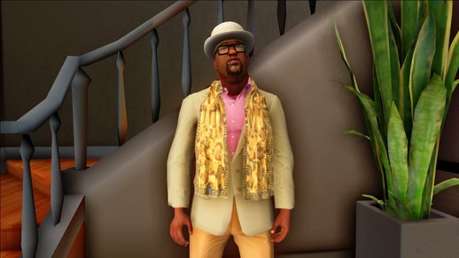 Big Smoke with Casino & Resort Outfit