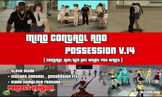 Mind Control And Possession v.14 (PC) Perfect Version