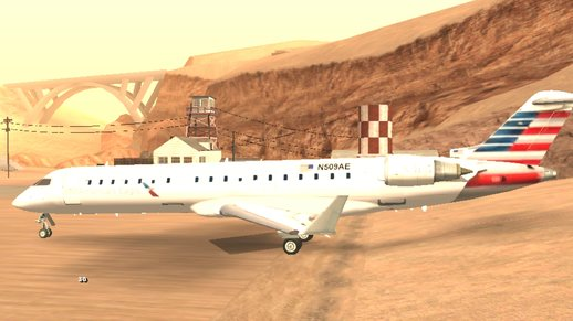American CRJ700 Livery for Android