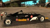 Havoline Racing Car Pack