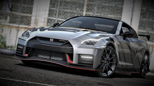 2020 Nissan GT-R Nismo [Add-On Template]