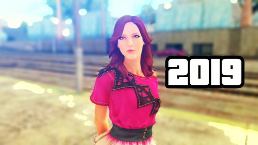Amazing Female Player 2019 Mod For Android