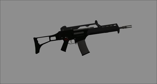 G36K Assault Rifle