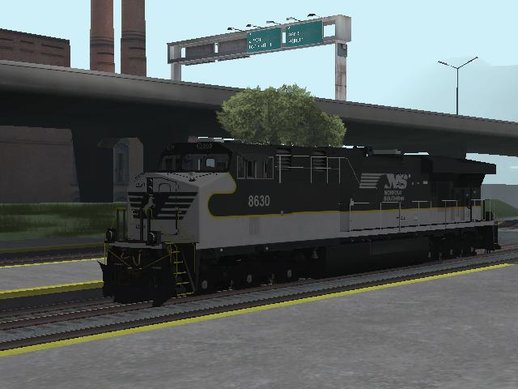 Norfolk Southern Heritage Edition ES44 'Fictional'