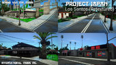 PROJECT JAPAN: Los Santos (Retextured)