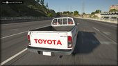 Toyota Hilux Vigo 2012-2015 [Add-On | Version 3 | Livery | Extras | Template | Tuning 200 | Dirt]