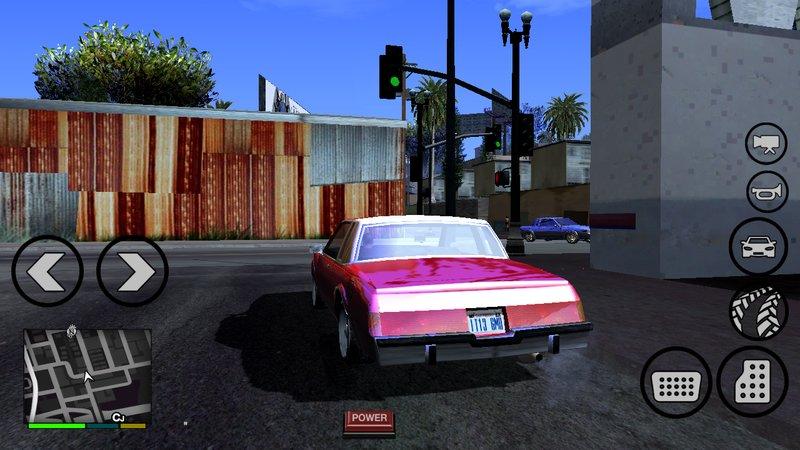 GTA San Andreas GTA V Lamp Post and Traffic Lights for