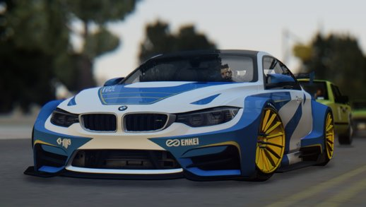 2015 BMW M4 F82 Raijin Kit