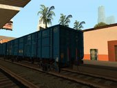 Indian Coal Freight Blue