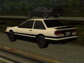 Initial D Final Stage Shinji Inui Toyota Sprinter Trueno AE86 Coupe