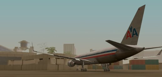 American Airlines B767 (Android)