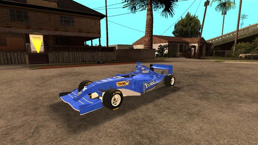 Prost Peugeot AP03 from F1 2000