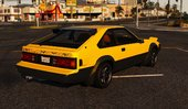 Toyota Celica-Supra (MKII) [Add-On | Tuning | LODS | Template]