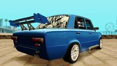 Lada 2100 Sleep Drift