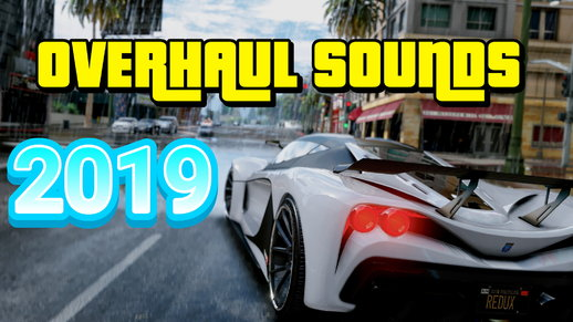 SOUND OVERHAUL 2019 MOD PACK FOR ANDROID
