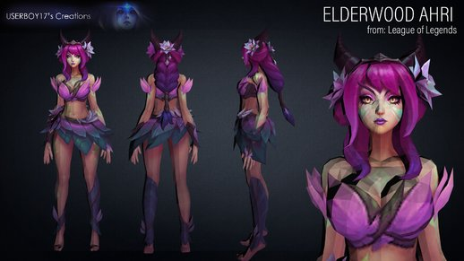 Elderwood Ahri