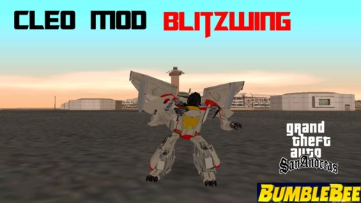 Transformers Cleo Mod Blitzwing Bumblebee movie