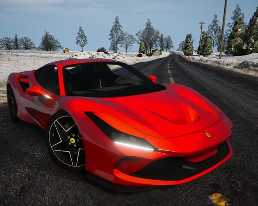 2020 Ferrari F8 Tributo [Add-On]