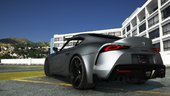 2020 Toyota Supra GR A90 [Add-On | Replace | Template]