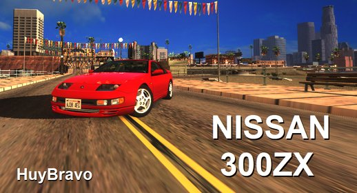 Nissan 300ZX New Sound