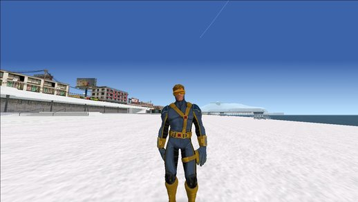 Cyclops from Marvel Strike Force