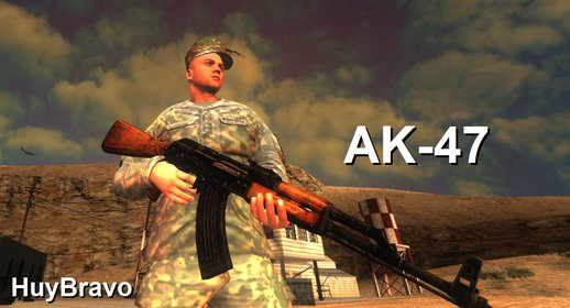 AK-47 New Sound
