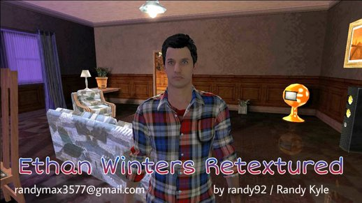 Ethan Winters Retextured