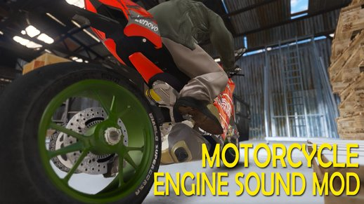 Sportbike Engine Sound Mod