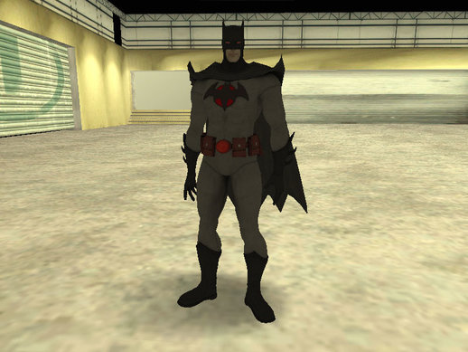 Injustice Batman Flashpoint