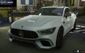 Mercedes‑AMG GT 63 S [Add-On | Auto Spoiler | Tuning]