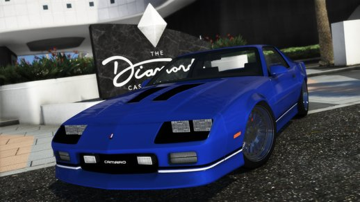 1988 Camaro IROC-Z [Add-On / Replace | FiveM]