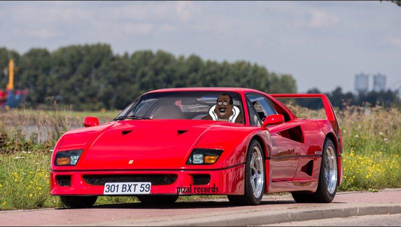 Gta San Andreas Ferrari F40 Sounds From Nfs Heat Mod Gtainside Com
