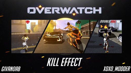 Overwatch Kill Effect for Android