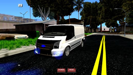 Ford Transit DFF only