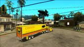 Peterbilt 379 e Trailer Livingston (Convoy)