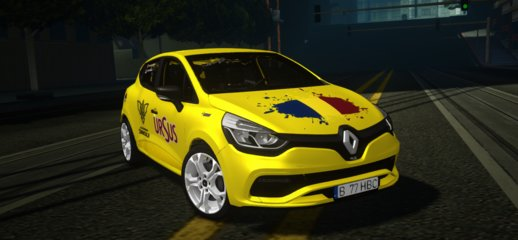 2015 Renault Clio RS - Trophy Edition