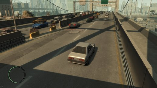 Realistic Traffic and Pedestrian Mod for GTAIV, EFLC and The Complete Edition