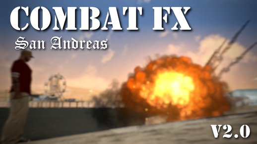 Combat FX - Realistic Particle Effects