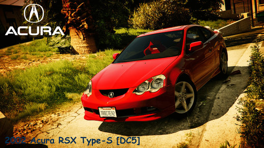 2002 Acura RSX Type-S v1.2 [DC5] [Add-On | Tuning | Liveries | Template]