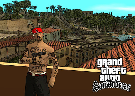 San Andreas GANGS Wallpapers VOL. II